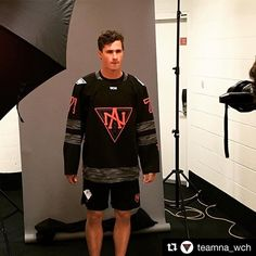 #Repost @teamna_wch ・・・ First look at @dylanlarkin71 in his @teamna_wch sweater. Watch Dylan and #teamna face-off against @tomastatar_21, Frans Nielsen, Thomas Vanek, and #teameur at 8p on ESPN2! | #lgrw #wch2016