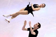 2014 U.S. figure skating nationals: Castelli, Shnapir lead after short program