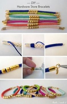 DIY So Cool Bracelets