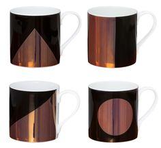 Copper Black Mug by welovekaoru | Luna & Curious