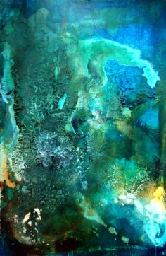 Tiefgang - Kunst Ilona Schmidt