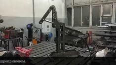 Гидравлический трубогиб построен на основе ручного трубогиба Mk3, гидроцилиндра и двухконтурной гидростанции. Трубогиб полностью совместим по оснастке с трубогибами Mk3/Mk3. Если вы уже работаете с трубогибом Mk3, то его можно превратить в подобный станок с помощью комплекта из гидроцилиндра, гидростанции и стойки. Gym Equipment, Workout Equipment