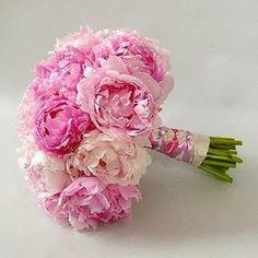 30 ramos de novia: flores para todas