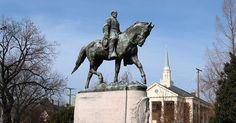 WTF! Charlottesville, VA moves to tear down Robert E. Lee statue, rename park
