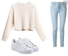 Teen Fashion - Outfits for Teens Teenage Girl Outfits, Cute Casual Outfits, Teen Fashion Outfits, Cute Girl Outfits, Cute Winter Outfits, Teenager Outfits, Summer Outfits, Night Outfits, Easy Outfits