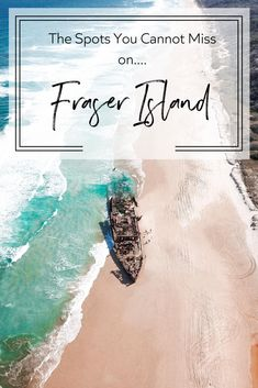 The Spots You Cannot Miss on Fraser Island – RatPack Travel Best Travel Sites, Sand Island, Fraser Island, Around The Worlds, Canning, Nature, Naturaleza, Home Canning, Nature Illustration
