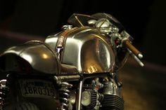Honda CB750 #RacciaMotorcycles