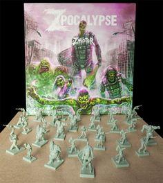Zpocalypse: Zmaster | Image | BoardGameGeek