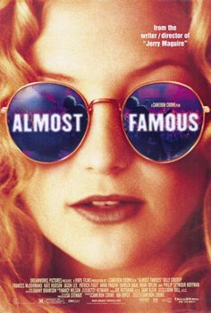 Almost Famous DVD cover.