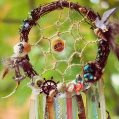 Dream catchers.♥