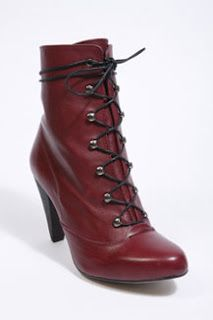 A Rockabilly View: Victorian Style Bombshell Boots