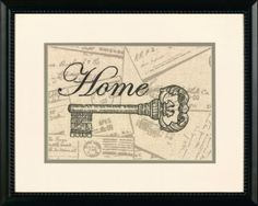 Amazon.com: Dimensions Needlecrafts Stamped Embroidery, Antique Key: Arts, Crafts & Sewing