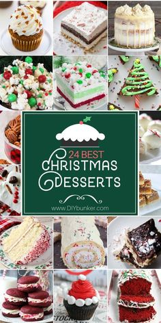 These Christmas dessert ideas are PERFECTION for after your dinner party! They can be served as buffet snacks or specifically after the Christmas entrees. dinner roast Christmas Dessert Recipes to Make for Holiday Dinners Christmas Entrees, Best Christmas Desserts, Christmas Party Food, Xmas Food, Christmas Cooking, Holiday Dinner, Holiday Treats, Holiday Recipes, Holiday Parties