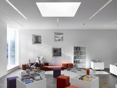 Gallery of City Library Bruges / Studio Farris Architects - 28