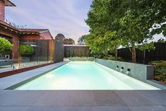 Esjay Landscapes and 37 South Pools - Glen Iris Project - Melbourne