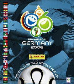 World Cup Germany 2006  Panini Album Stickers