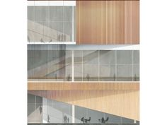 Wave/1   Helsinki Central Library Open International Architectural Competition