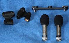 #microfoni #behringer C-2 | Microfoni e radiomicofoni | Trova le offerte su Musicusata.it Audio