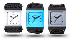 Nooka X Cubify - Printed Watches Cool 3d Prints, Useful 3d Prints, Kids Prints, 3d Printing Business, 3d Printing News, 3d Printed Objects, Best 3d Printer, Business Card Case, Creative Director