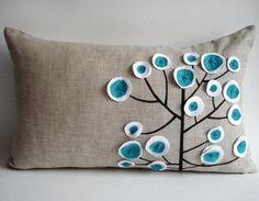 Wholesale-#676 Rectangle Applique Minstrelsy Pillow Cushion Lumbar Pillow Sofa Pillow Cushiest Cover, $22.11 | DHgate.com