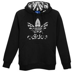 adidas Originals Pull Over Hoodie - Men's Hoodie Outfit, Sweater Hoodie, Cool Hoodies, Men's Hoodies, Adidas Men, Adidas Hoodie Mens, Spring Outfits For School, Adidas Outfit, Mens Sweatshirts
