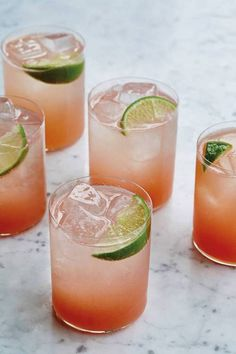 THE PALOMA Makes 1 Cocktail 2 oz tequila 1½ oz fresh grapefruit juice ...