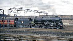 13/06/1962 - Crewe.   Best viewed 'Original' size. LMS (buil…   Flickr
