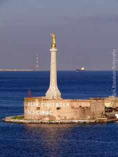 Messina, Sicily as seen during our visit in October 2013