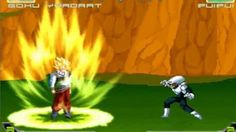 DragonBall Z Mugen Edition 2014 -Transformations and Fusions (Sprite Ani...