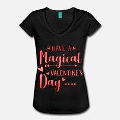 Have A Magical Frauen Vintage T-Shirt T Shirt Designs, Vintage T-shirts, Clothing, Tops, Women, Fashion, Woman, Outfit, Tee Shirt Designs