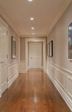 hallway decorating 349662358571641799 - Ideas For Wood Paneling Hallway Wainscoting Source by martinamcgarvey Home Room Design, House Design, House, Home, Hall Decor, Modern Apartment Decor, House Interior, Corridor Design, Modern Apartment