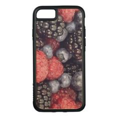 Summer Fruit Carved iPhone 8/7 Case  $47.45  by MissMatching  - cyo diy customize personalize unique