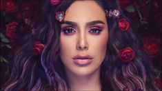 No words To Describe Her Inside And Outside Beauty. Huda Beauty Rose Gold, Gold Palette, Photoshoot Makeup, Makeup Forever, Beauty Photography, Dior Highlighter, Sephora, Makeup Looks, Halloween Face Makeup