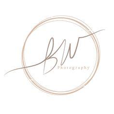 Brianna Williams photography Business Logo Design, Graphic Design Branding, Packging Design, Classy Logos, Luxury Logo Design, Bakery Logo Design, Event Logo, Wedding Logos, Logo Design Inspiration