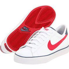 Nike Sweet Classic AP Bianco Femelle Rosso - Acquistare 0cdb936acb3