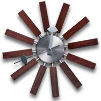 Wood Blocks Wall Clock Retro Natural Finish Wood Blocks Wall Clock will look tremendous in any room in your home. Choose from our many Art Deco style clocks to catch that retro flair that everyone is after. Superman Costumes, Block Wall, George Nelson, Retro Home Decor, Wood Blocks, Art Deco Fashion, Vintage Costumes, Ceiling Fan, Mugs