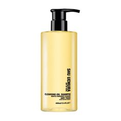 cleansing oils for hair - not just for skin anymore: shu-uemura-cleansing-oil-shampoo