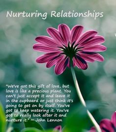 Nurturing Your Relationship Means Creating Positive, Daily Habits for Love  http://outskirtspress.com/webpage?isbn=9781478753537