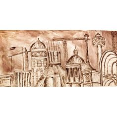 Liverpool City under regeneration - Ink