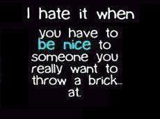 Gimme a brick