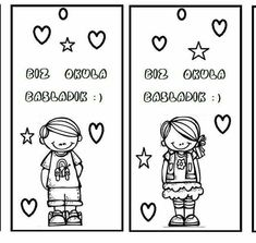 Top 40 Examples for Handmade Paper Events - Everything About Kindergarten Classroom Behavior, Kindergarten Classroom, First Day Of School, Back To School, Preschool Painting, J Birds, First Day Activities, Pencil Toppers, School Essentials