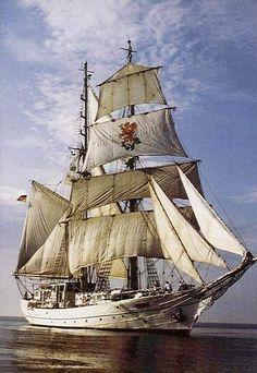 Tall Ship Greif