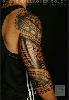 Samoan Tat #Polynesian #Samoa