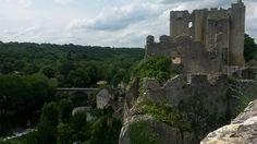 Château d'Angles sur l'anglin