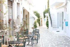 Paros: Das kleine Paradies im Mittelmeer - Reiseblog BRAVEBIRD