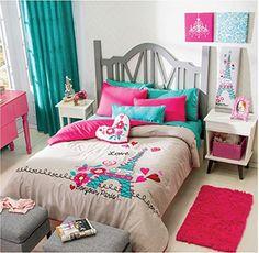 Hot Seller PARIS Reversible Comforter Set (TWIN) Home & K... http://www.amazon.com/dp/B00DS3PSS0/ref=cm_sw_r_pi_dp_6Lpoxb1C3Z7E5