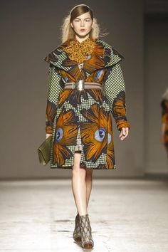 Stella Jean Ready To Wear Fall Winter 2014 Milan - NOWFASHION