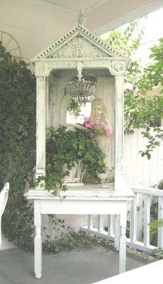 Garden House Created By Bob Ellis