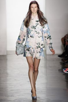 Peter Som Spring 2013 Ready-to-Wear Collection Photos - Vogue