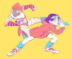 Shizuka Joestar - the one that never was Jojo Bizarre, Bizarre Art, Jojo's Bizarre Adventure, Anime Demon, Anime Manga, Shizuka Joestar, Jojo Stands, Achtung Baby, Jojo Parts
